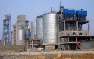 Cement Storage System