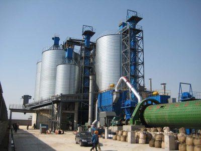Cement Storage Tank System