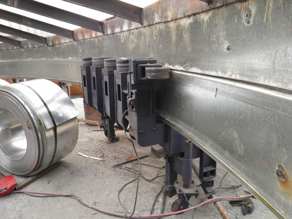 Storage Tank Bending
