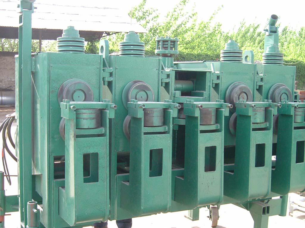 storage tank construction equipment installation