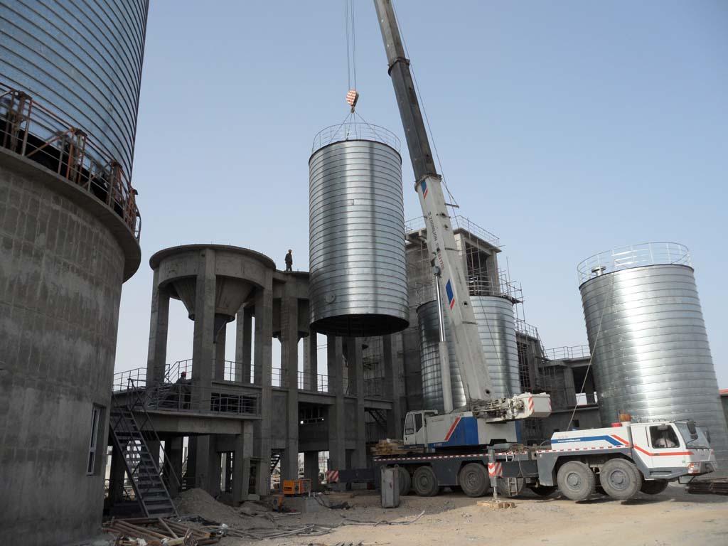 Storage Tank Lift