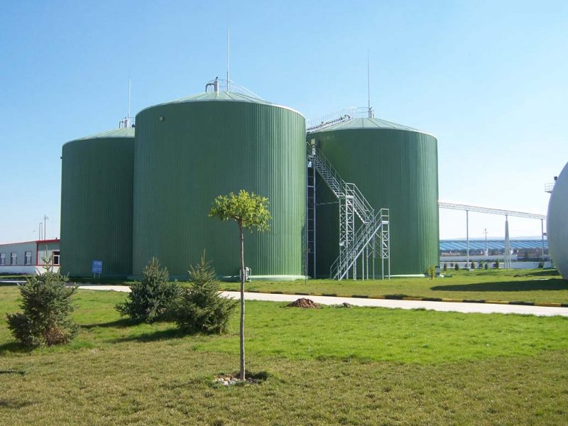 Wastewater Treatment Tanks