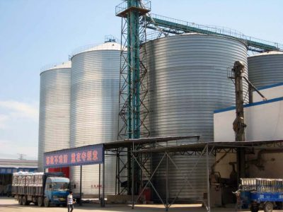 Flyer Steel Silo Grain Silos
