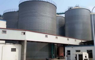 Grain Silos Group