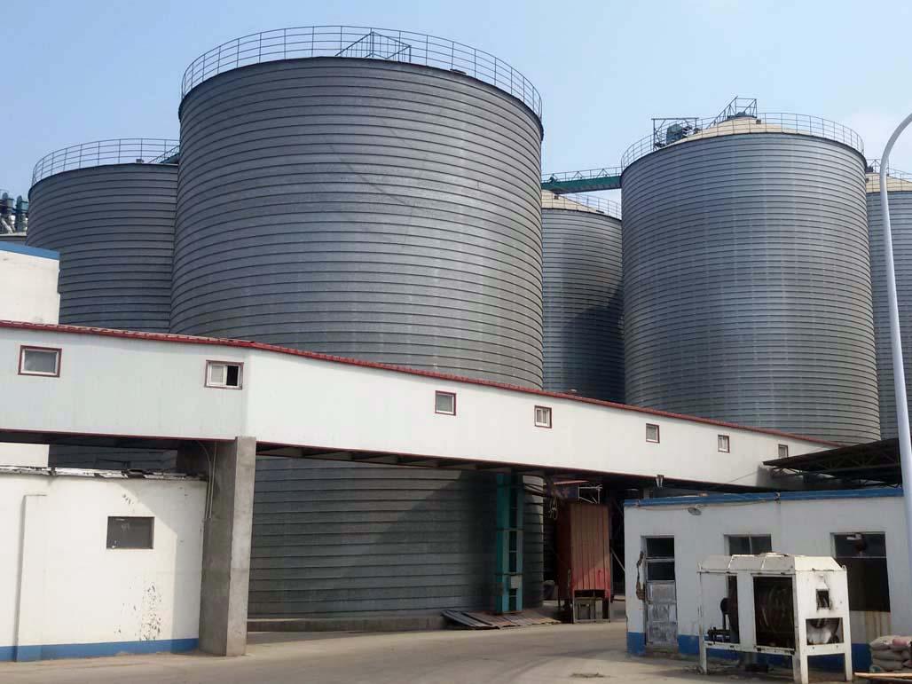 Grain Silos Group