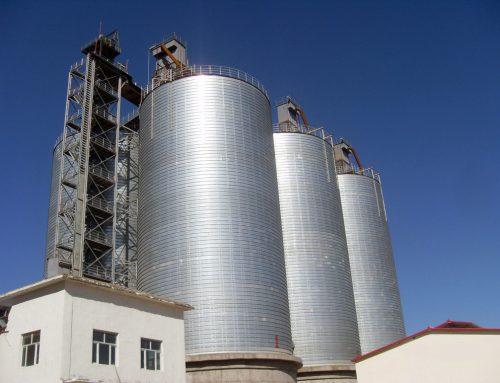 Frac Sand Storage Silos Tanks