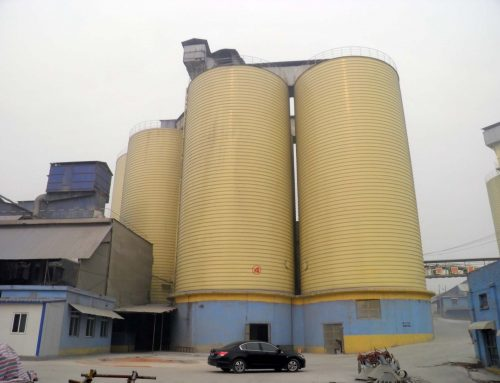 Cement Steel Silos – The Best Container for Dry Bulk Cement Storage