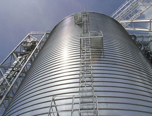 Store Your Dry Bulk Cement in High Quality Cement Silos