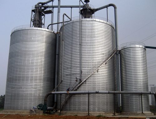 Steel Silo Ventilation System Introduction
