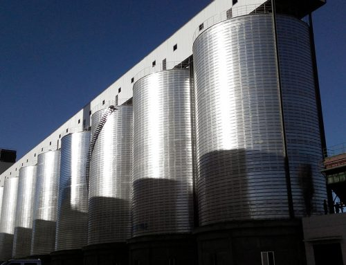 What Discharging Mode Does Our Steel Silo Use